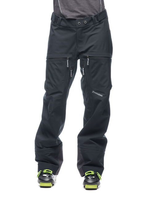 """Houdini W's Ascent Ride Pant True Black"""